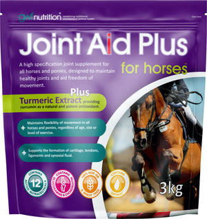 GWF Joint Aid Plus for Horses 3kg Bag