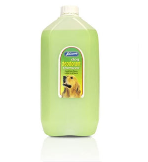 Johnsons Dog Deodorant Shampoo 5 ltr