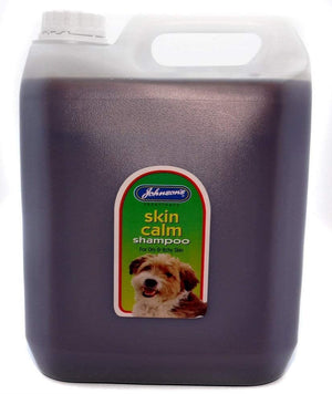 Johnsons Skin Calm Shampoo 5 ltr