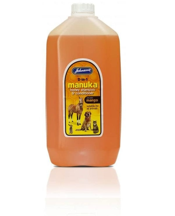 Johnsons Manuka Honey Shampoo 5 ltr