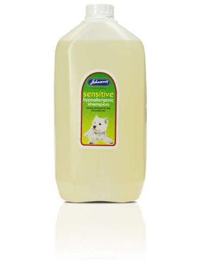Johnsons Hypoallergenic Shampoo 5 ltr