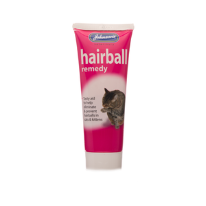 Johnsons Hairball Remedy (for cats) 50 g Tube