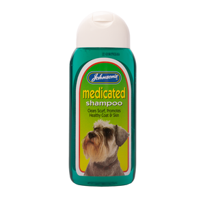 Johnsons Medicated (for Scurf etc.) Shampoo 200 ml