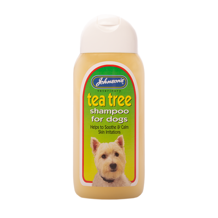 Johnsons Tea Tree Shampoo 200 ml