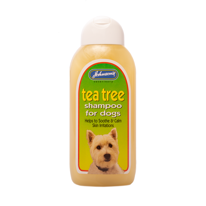 Johnsons Tea Tree Shampoo 400 ml