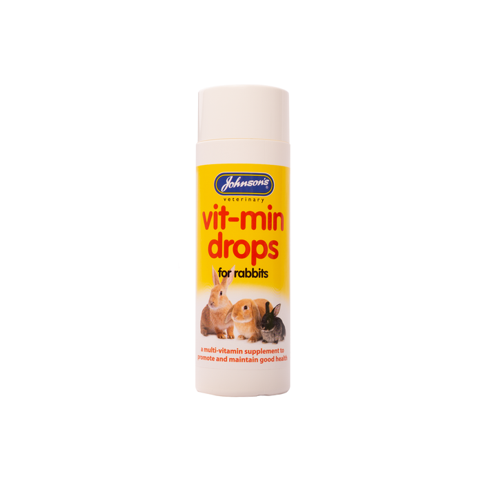 Johnsons Rabbit Vit-Min Drops 100 ml