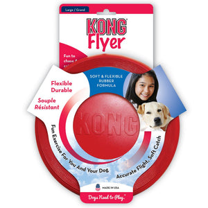 KONG Flyer Frisbee Large