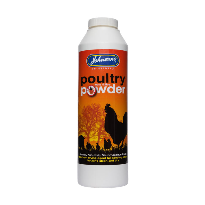 Johnsons Poultry Mite & Lice Powder 250 g