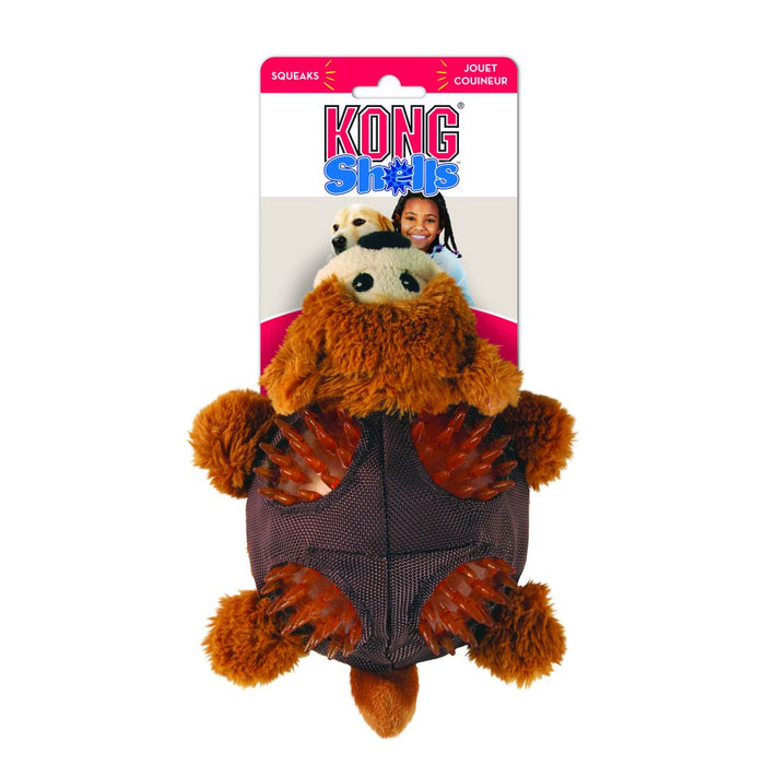 KONG Shells Bear Large