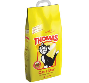 Thomas Cat Litter 16 Litre