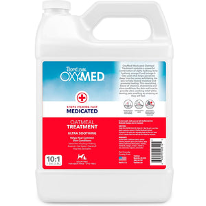 TropiClean OxyMed Medicated Oatmeal Treatment 3.8L