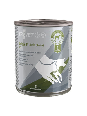 Trovet Canine/Feline Unique Protein Horse Cans (UPH) - 6 x 800g