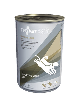 Trovet Recovery Liquid Dog/Cat (CCL) 395ml