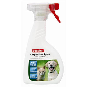 Beaphar Carpet Flea Spray 400ml