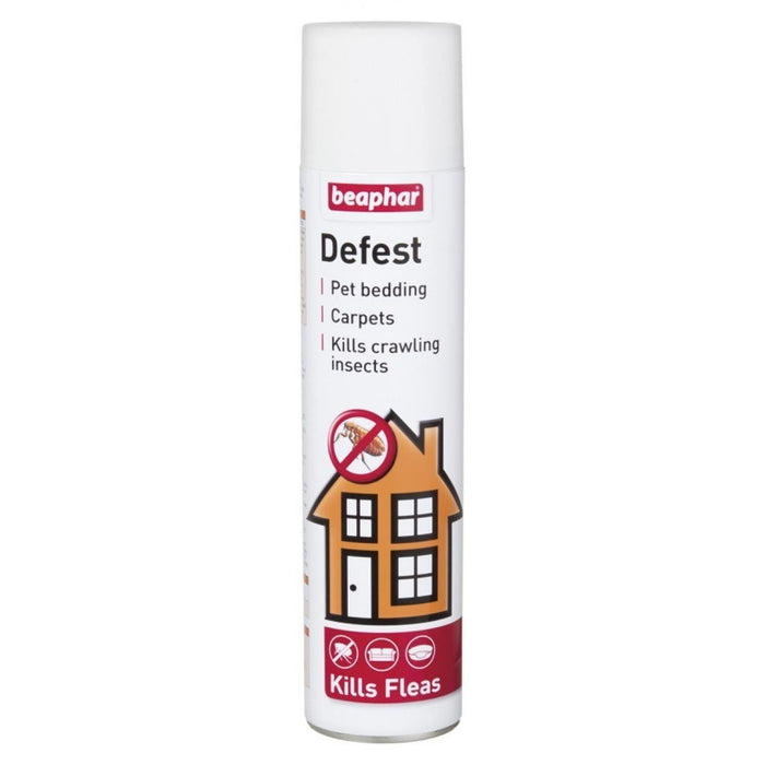 Beaphar Defest Household Flea Spray 400ml