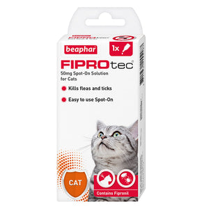 Beaphar FIPROtec Spot On Cat  1 pipette
