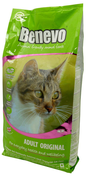 Benevo Vegan Adult Cat Food 10Kg