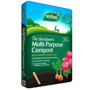 Westland The Gardener's Multi Purpose Compost 50L