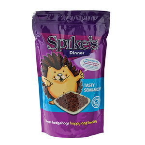 Spike's Semi-Moist Hedgehog Food 550g
