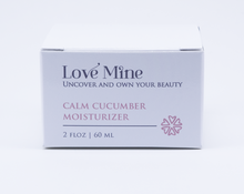 Load image into Gallery viewer, Calm Cucumber Moisturizer
