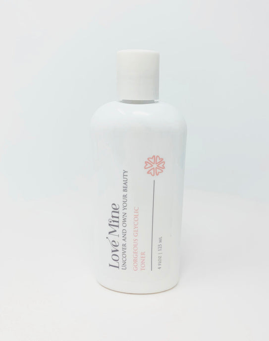 NEW! Gorgeous Glycolic Toner