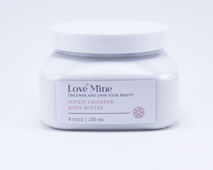 Lovely Lavender Body Butter