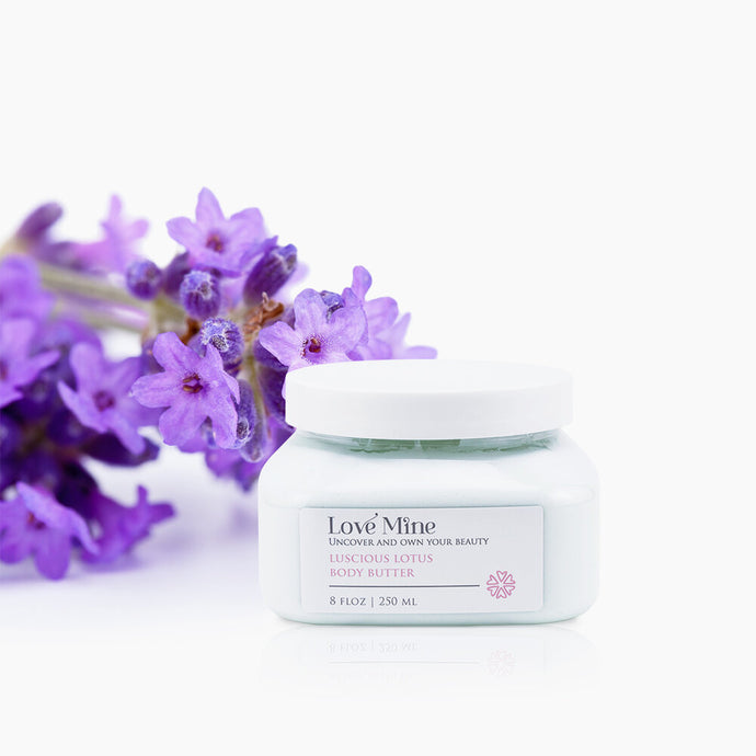 Luscious Lotus Body Butter