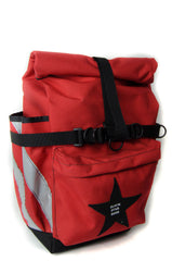 Red Panniers