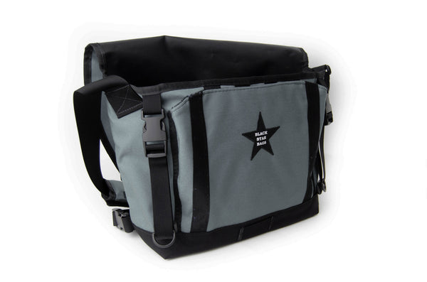Smoke Small Messenger Bag