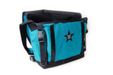 Turquoise Small Messenger Bag