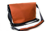 Rust Small Messenger Bag