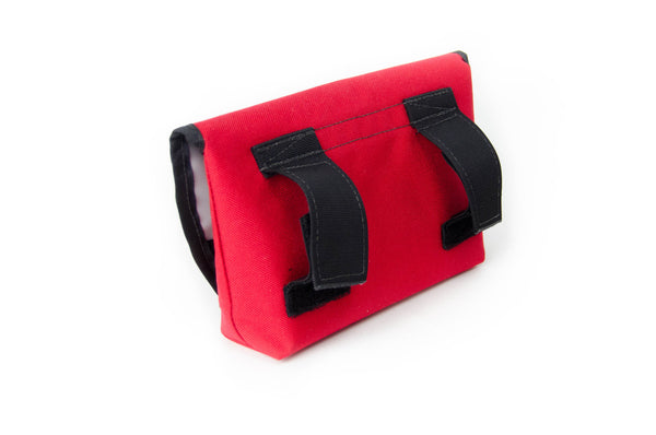 Red Hip Pouch / Handlebar Bag