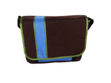 Side Bag with Stripe