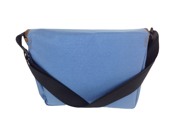 Light Blue Side Bag