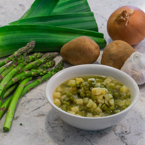 Load image into Gallery viewer, Asparagus & Potato Soup