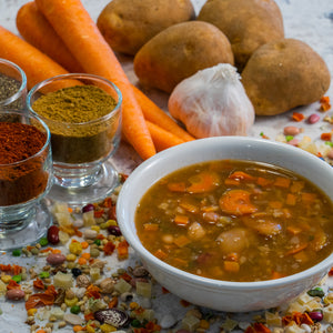 Load image into Gallery viewer, Bean & Veggie Soup