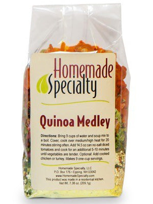 Load image into Gallery viewer, Quinoa Medley Soup