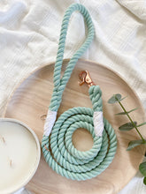 "Load image into Gallery viewer, Mint To Be ""Rope Leash"""