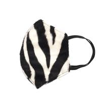 Load image into Gallery viewer, Exotic Zebra 3 Layer Washable Face Mask with Filter