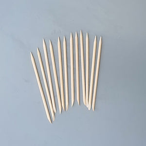 Cuticle Pushers (12  pcs)
