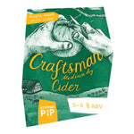 Craftsman Cider - Craft cider produced in Kent made with an award winning blend of Kentish Dessert and speciality Cider apples.