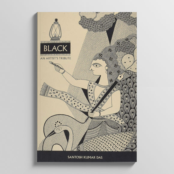 Black. An Artist's Tribute  · libro