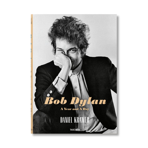 Bob Dylan: A Year and a Day  · libro