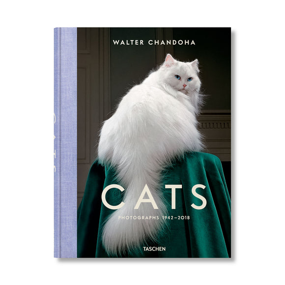 Cats. Photographs 1942–2018  · libro