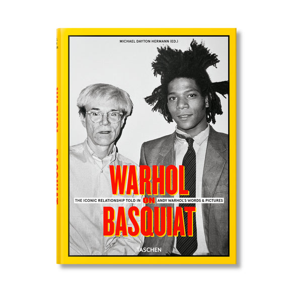Warhol on Basquiat. The Iconic Relationship Told in Andy Warhol's Words and Pictures  · libro