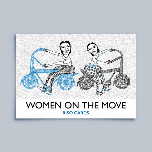 Card Box - Women on the move