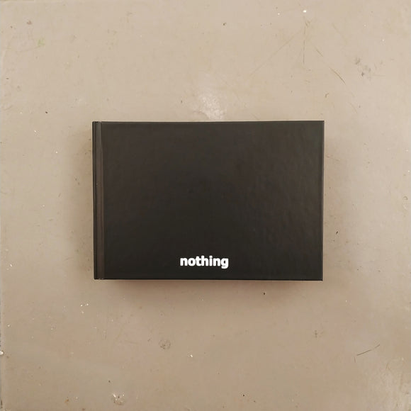 Nothing  · libro
