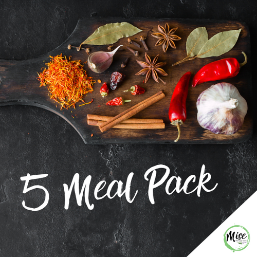 5 Meal Pack