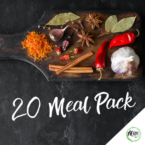 20 Meal Pack