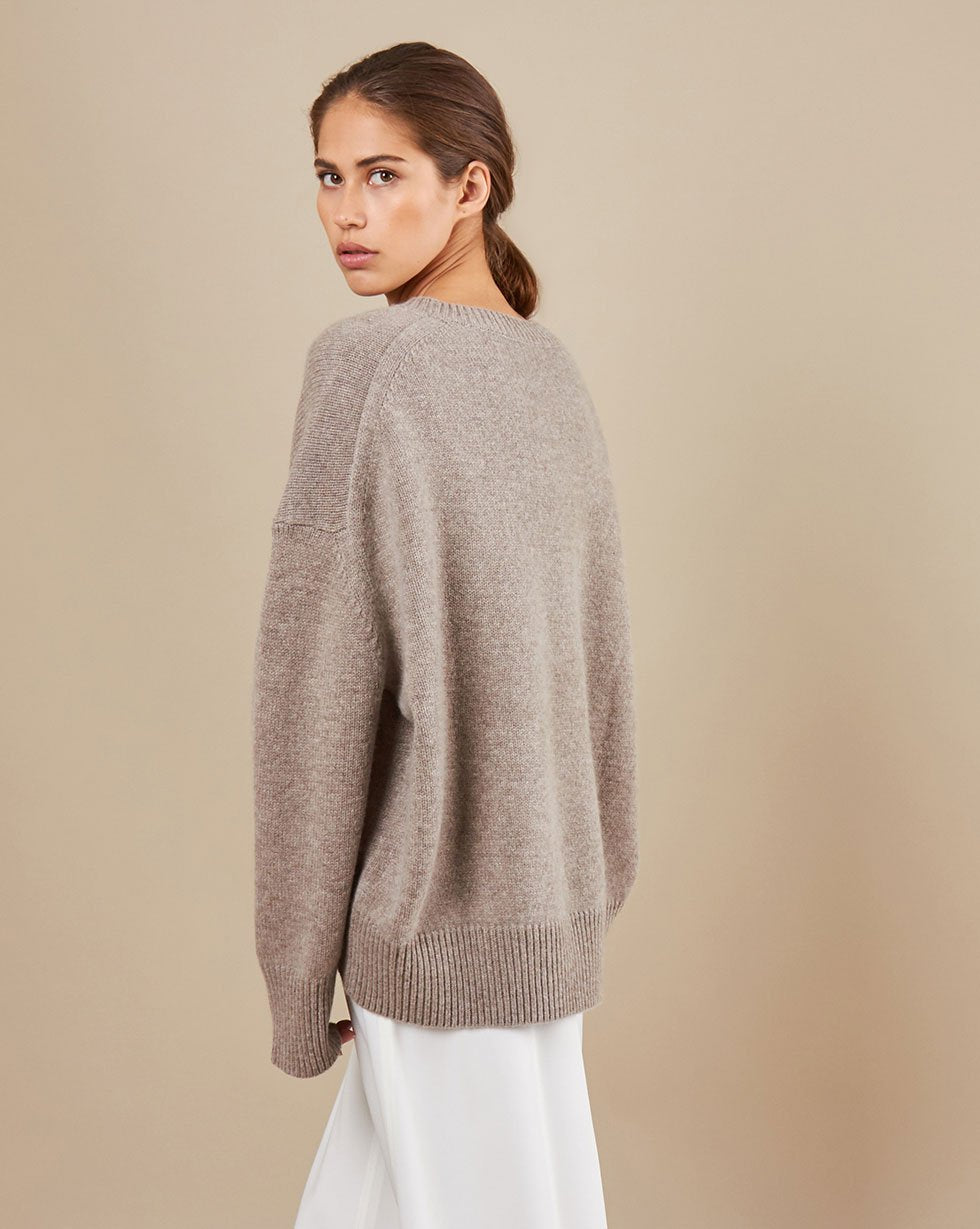Cashmere and wool jumper - 12 STOREEZ